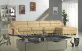 Home Furniture, Modern Leather Sofa Yk-88002#