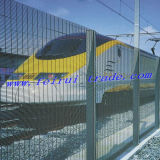 358 Powder Coated Security Fencing