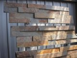 Rusty/Copper Slate Culture Stone for Wall Cladding