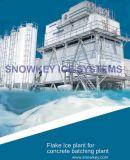 Flake Ice Plant Concrete Cooling System UAE