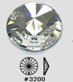 Glass Beads Garment Accessory (DZ3041)