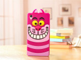 2017 Silicone Cartoon Cell Phone Case for iPhone 7 Plus Samsung S8 (DS-003)