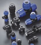 Hot Quality Quick Delivery PP Compression Fittings