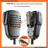 Walky Talky Accessories Compact Speaker Microphone for Hytera Pd700 Pd780 Pd780g Pd785 Pd705