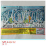 Microfiber Map-Printing Cloth for Goggle (SCZ-028)