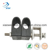 "Two Ways Feeder Cable Clamp for 1/2"" Coaxial Cable"