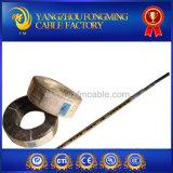 UL5128 24AWG 22AWG 300V 450c High Temperature Fiberglass Braid Wire