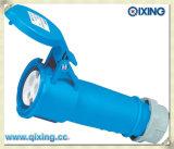 Cee/IEC 3p 16A 230V Blue Outdoor Industrial Plug