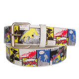 Colorful Printing Lady′s Fashion Belt Ky2144