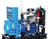 30kVA New Holland Series Open Diesel Generator Set