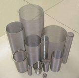 Stainless Steel Wire Mesh Screen Strainer/Filter Tube