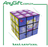 Magic Cube with Customized Logo and Color / Rubix Cube