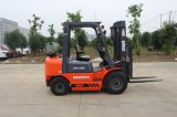 2.0ton LPG/Gasoline Forklift Truck with 3m Lifting Height and Chinese Engine Gq-4y