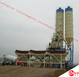 Concrete Mixing Batching Plant Charging by Hopper (HZS25)
