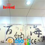 Silver Color Wall Cladding ACP Aluminium Composite Panel (RCB2013-N15)