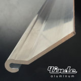 Extrusion/Extruded Aluminium Profile for Mechanical Parts