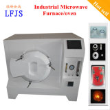 Microwave Expansion Furnace for Graphene and Graphite