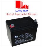 12V33ah Emergency Light Rechargeable Sealed Lead Acid Power Battery