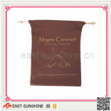 Soft Touch Microfiber Cleaning Pouch for Jewell with Logo Printing