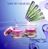 Soak-off Nail Gel, UV Gel, Soak-off Color Gel, Nail Beauty