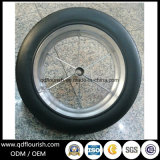 Solid Wheelbarrow Rubber Wheel Tyre 14X4 Inch