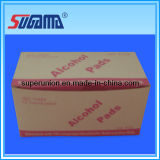 Medical Alcohol Pad in Difference Size with Superior Quality