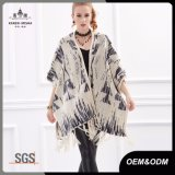 Fashion Tassels Cardigans for Women Knitted Sweater Coat