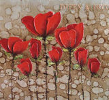 Decorative Floral Oil Painting (ADA9690)