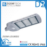 180W Dimming LED Street Light with Ce RoHS Approved