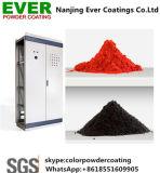 Black Sandy Texture Polyester Anticorrosion Powder Coating Paint