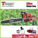 2015 efficient full automatic 5800E chain saw