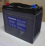 12V 110ah Deep Cycle Gel Battery for Marine