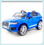 Audi Q7 Licence Toy Car