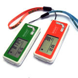 3D Waterproof Multi-Function Digital Pedometer