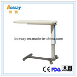 Hospital Hydraulic Mobile Dining Table