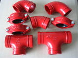 Ductile Iron Flexible Pipe Coupling