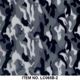 Exclusive New Design Hydrographics Film Item No. LC065b-2 for Plastic, Metal Material