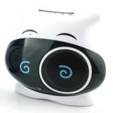Cartoon Cow Mini Digital MP3 Speaker for Laptop, Mobile Phone & Flash
