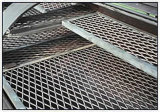 Hot Dipped Galvanized Metal Grating