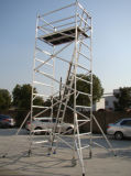 High Quality Aluminum Mobile Scaffolding