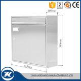 Hot Sale Modern Stainless Steel Waterproof Locking Mailbox