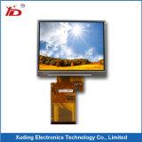 "3.5"" 320X240 TFT LCD Module, RGB 24bit LCD, Hx8238d, 54pin with Touch Screen"