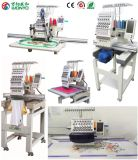 Single Head Computerized Embroidery Machine for Cap, T-Shirt and Flat Embroidery China Made Best Prices
