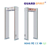 Court Safe Metal Detector Door Intelligent Convert Zones 255 Level Door Frame Metal Detector