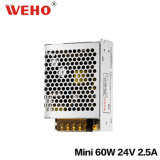 Weho 60W Single Output Minisize Power Supply LED Drivers