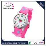 New Fashion Promotional Children Kids Watch with Silicone Strap Fro Chrisamas