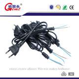 Europe Standard 2 Pin Power Cord