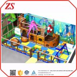 Amusement Park Commercial Playground Equipments for Kids, Customized Size Indoor Playground