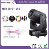 Professional Moving Head Lights LED Spot 250W for Stage