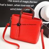 Fashion Colorful PU Leather Cheap Lady Tote Handbag (FTE-073)